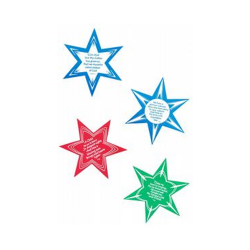 Bethlehem Stars (set of 9)