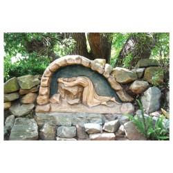 Canaan Postcard - Gethsemane