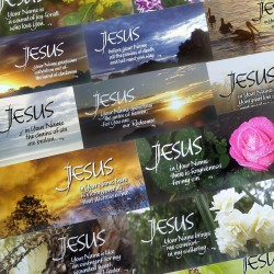 Name of Jesus (Set of 16...