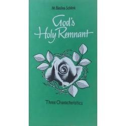 God's Holy Remnant