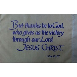 Banner of Faith - But...