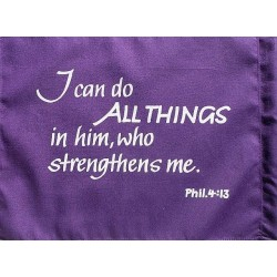 Banner of Faith - I can do...