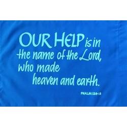 Banner of Faith - Our help...