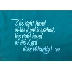 Banner of Faith - The right...