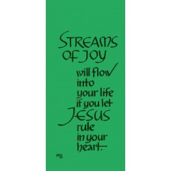 Streams of Joy (Set of 30...