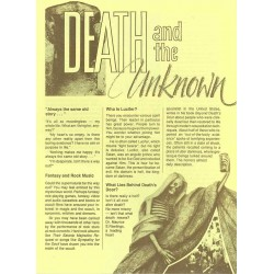 Death and the Unknown